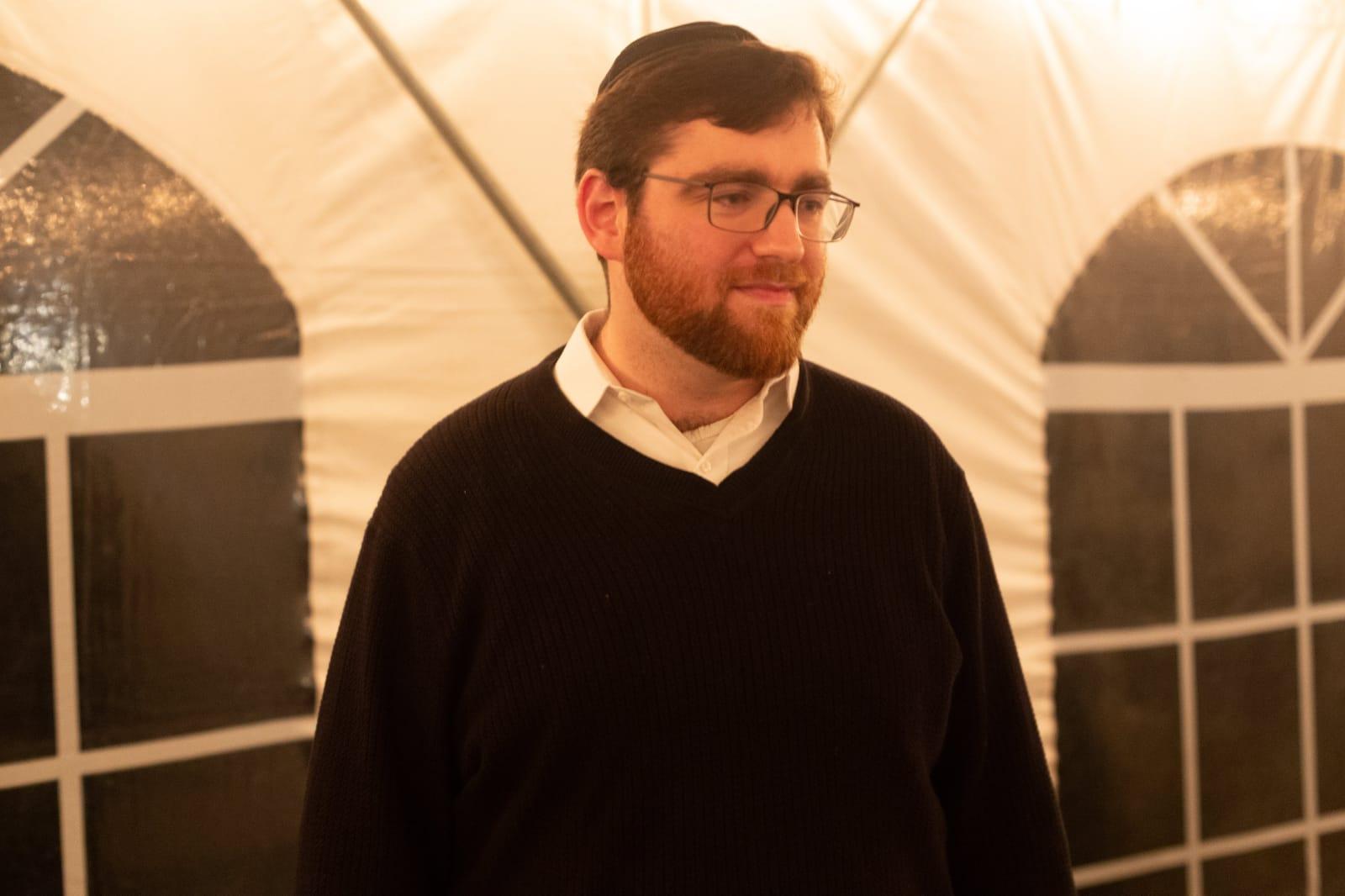 Rabbi Boruch Vann