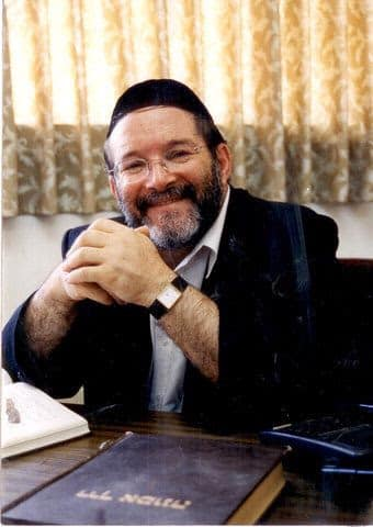 Rabbi Eliezer Liff