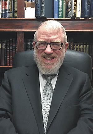 Rabbi Yaakov Luban