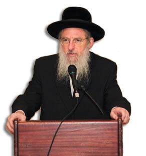Rabbi Dovid Gottlieb